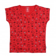Hello Kitty Red T-Shirt HT1EGT2330