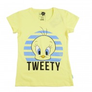 Tweety Yellow T-Shirt TW1EGT2319