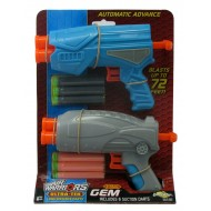 Buzz Bee Air Warriors Ultra Tek Gem 2 Pack