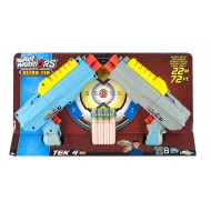 Buzz Bee Air Warriors Tek 4 Blaster Two Pack