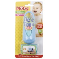 Nuby Tie N Toss Diaper Bag Dispenser