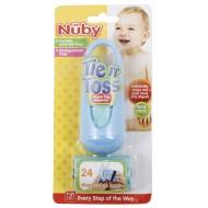 Nuby Tie N Toss Diaper Bag Dispenser