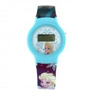 Disney Frozen Digital Watch Blue DW100472