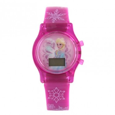 Disney Elsa Digital Watch DW100478