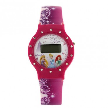 Disney Princess Digital Watch DW100479