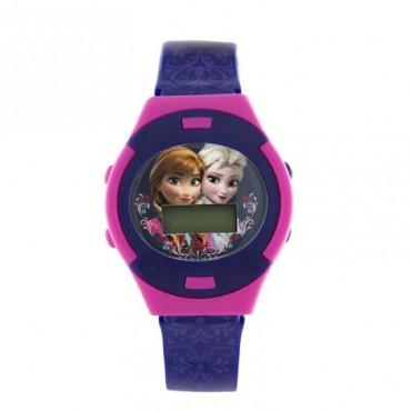 Disney Frozen Digital Watch Violet DW100485