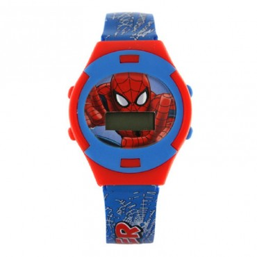 Marvel Spiderman Digital Watch DW100486