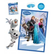Frozen Hide and Snow Seek Party Game