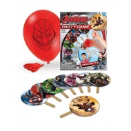 Marvel Avengers Balloon Paddle Battle Party Game