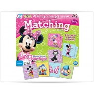 Disney Minnie Mouse Matching Game