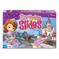 Disney Sofia Surprise Slides Board Game