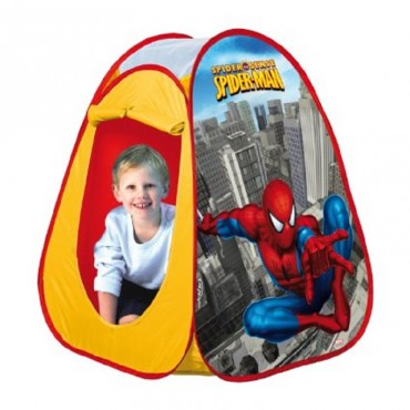 Disney Spiderman Pop-Up-Play-Tent