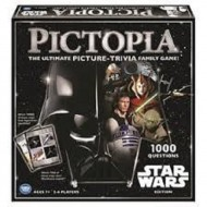 Star Wars Pictopia The Ultimate Picture Trivia Family Game