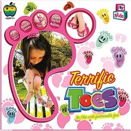 Apple Fun Terrific Toes