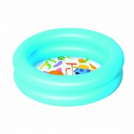 Bestway Splash & Play Two Ring Pool,Blue