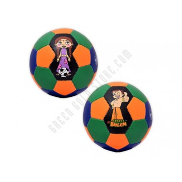 Chotta Bheem Speed Up football Combo Set,Size 3