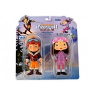 Chhota Bheem Himalayan Adventure Figure Toy Pack - Chhota Bheem and Chutki