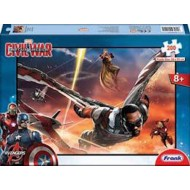 Frank Marvel Civil War Captain America 200 pieces