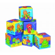 Playgro Bath Time Soft blocks