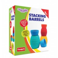 FunskoolStacking Barrels