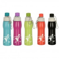 H2O Stainless Steel Water Bottle 650ml SB167