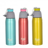 H2O Stainless Steel Water Bottle 750ml SB501