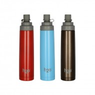 H2O Stainless Steel Water Bottle 800ml SB510