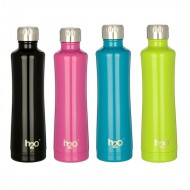 H2O Stainless Steel Water Bottle 550ml SB513