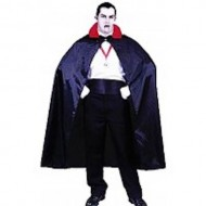 Halloween Vampire Adult Cape