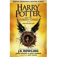 Harry Potter and The Cursed Child - Part I & II by J.K. Rowling