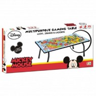 Disney Mickey Mouse Multipurpose Table Ludo