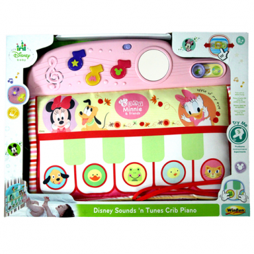 Buy Disney Sounds N Tunes Crib Piano Online In India On Giggleglory Com