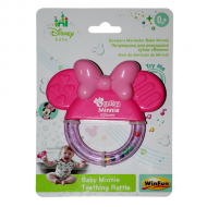 Disney Baby Minnie Teething Rattle