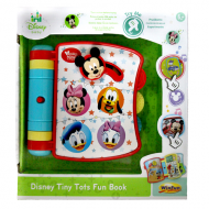 Disney Tiny Tots Fun Book