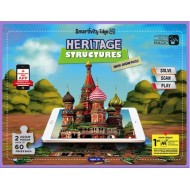 Smartivity EDGE Heritage Structures Magic Jigsaw Puzzle