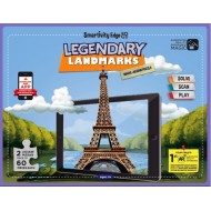 Smartivity EDGE Legendary Landmarks Magic Jigsaw Puzzle