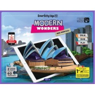 Smartivity EDGE Modern Wonders Magic Jigsaw Puzzle