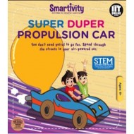 Smartivity Super Duper Propulsion Car