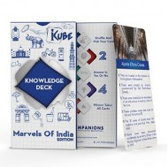 Knowledge Deck- Marvels  Of India