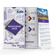 Knowledge Deck- Wonders Of the World