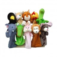 Little Genius Hand Puppet Animals
