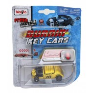 Maisto Burning Key Cars, Single Pack