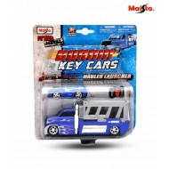Maisto Burning Key Cars Hauler Launcher