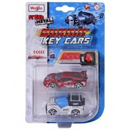 Maisto Burning Key Cars Twin Pack