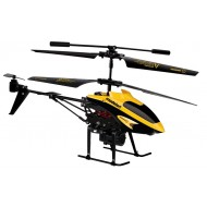 Modelart 4.5 Channel Helicopter with Lifting Winch - Yellow