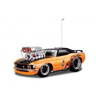 Maisto 1:18 Harley Davidson Muscle Machines Remote Control 1969 Ford Mustang Boss 302