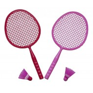 fun factory Barbie Badminton Set