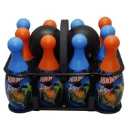 fun factory Hot Wheels 10 Pin Bowling Set