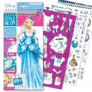 Style Me Up The Cinderella Collection Small Sketchbook