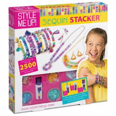 Style Me Up Sequin Stacker Bracelets